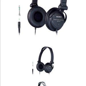 Sony Headphones 🎧